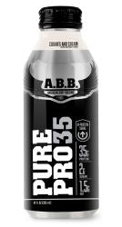 ABB Pure Pro 35, Cookies & Cream, 12 Oz X 12 Bottles