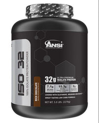 ANSI - ISO 32 Rich Chocolate 5lb