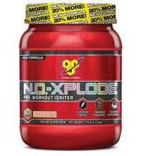 BSN, N.O.-Xplode, Pre-Workout Igniter, Cherry Limeade, 2.45 lbs 60 Servings