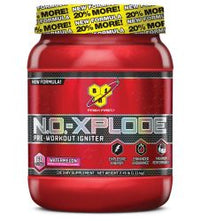 BSN, N.O.-Xplode, Pre-Workout Igniter, Watermelon, 2.45 lbs 60 Servings