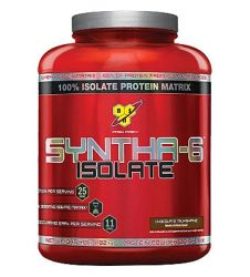 BSN SYNTHA-6 ISOLATE Protein Powder Chocolate 4 lbs