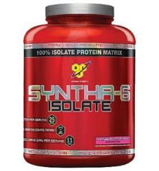 BSN SYNTHA-6 ISOLATE Protein Powder Strawberry 4 lbs