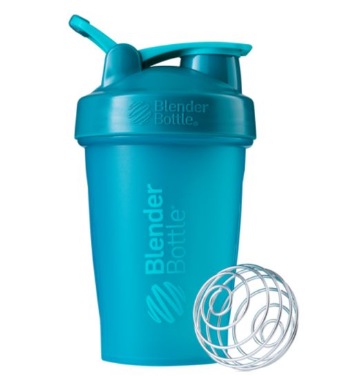 Blender Bottle Classic Loop Top Shaker Bottle, 20-Ounce, Teal