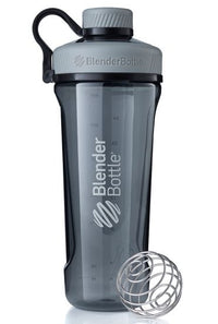 Blender Bottle Radian Tritan Shaker Bottle, Pebble, 32-Ounce