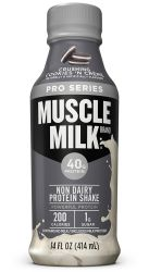CytoSport Muscle Milk Pro Series 40 RTD Crushing Cookies & Cream 12 Pack of 14 oz Bottles