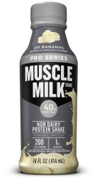CytoSport Muscle Milk Pro Series 40 RTD Go Bananas 12 Pack of 14 oz Bottles