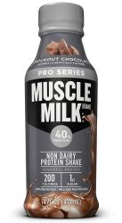CytoSport Muscle Milk Pro Series 40 RTD Knockout Chocolate 12 Pack of 14 oz Bottles