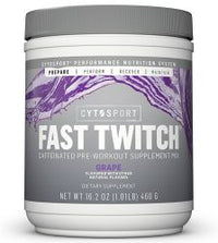 Cytosport Fast Twitch Grape 20 Servings (16.2 oz.)