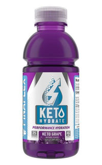 FinaFlex KETO Hydrate - KETO GRAPE (12 Bottles) 20oz
