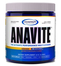 Gaspari Nutrition Anavite Pre During After WorkOut - Orange