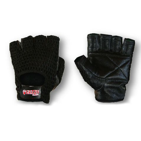 Grizzly Bear Paws Men's Sport and Exercise Gloves Small