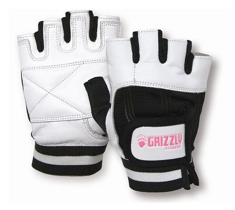 Grizzly Fitness Women's Paw Training Gloves LG