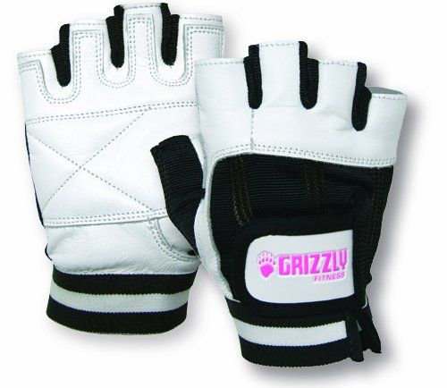 Grizzly Fitness Women's Sport & Fitness Gloves - SMALL