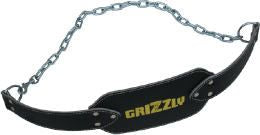 Grizzly Leather Dipping Belt One Size/Fits All