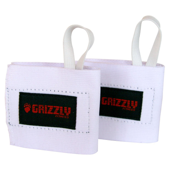 Grizzly Wrist Wraps with Velcro & Thumb Loop
