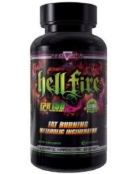 Innovate Labs Hell Fire Fat Burner - Energy 90 Capsules