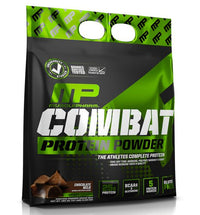MusclePharm Combat Protein Powder, Chocolate Milk, 25g Protein, 10 Lb