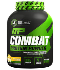 MusclePharm Combat Protein Powder® Banana Cream - 4 lbs