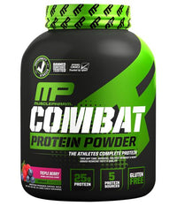 MusclePharm Combat Protein Powder® Triple Berry - 4 lbs
