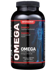 Myogenix Omega Fish Oil 240 Softgels