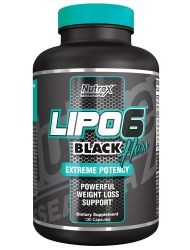 Nutrex Lipo-6 Black Hers 120 Liquid Caps