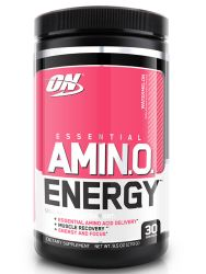 Optimum Nutrition Amino Energy Watermelon Pre-workout and Essential Amino Acids with Green Tea and Green Coffee Extract (30 Servings)