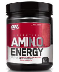 Optimum Nutrition Essential Amino Energy - Fruit Fusion (1.29 Pound Powder) 65 Servings