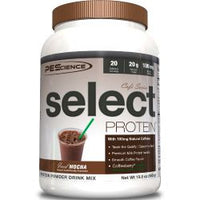 PEScience Select Cafe Series, Iced Mocha, 20 servings