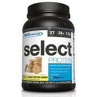 PEScience Select Protein, Peanut Butter Cookie, 27 Serving 2 lbs.