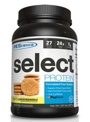 PEScience Select Protein, Snickerdoodle, 27 Serving 2 lbs.