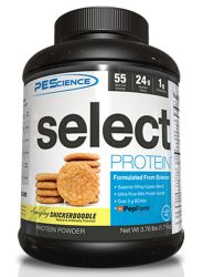 PEScience Select Protein, Snickerdoodle, 55 Serving 4 lbs.