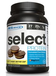 PEScience Select Protein, Peanut Butter Cup, 27 Serving 2 lbs.