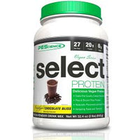 PEScience Select Vegan Protein, Chocolate Bliss, 27 Servings