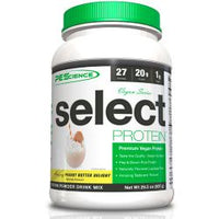 PEScience Select Vegan Protein, Peanut Butter Delight, 27 Servings