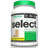 PEScience Select Vegan Protein, Vanilla Indulgence, 27 Servings