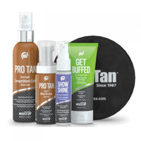 Pro Tan - Single Show Body Building Fitness Kit