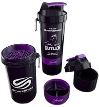 SmartShake Phil Heath (Black/Purple) 27oz Shaker