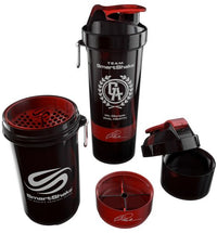 SmartShake Phil Heath (Black & Red) 27oz Shaker