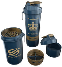 SmartShake Phil Heath (Blue/Gold) 27oz Shaker