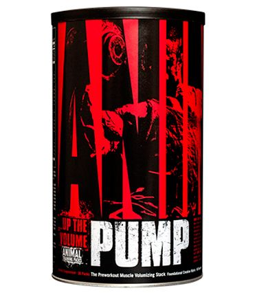 Universal Nutrition Animal Pump 30 Pkts