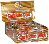 Universal Nutrition Doctor's CarbRite Diet™ Bar Chocolate Peanut Butter -- 12 Bars