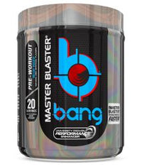 VPX Bang Pre-Workout Master Blaster, Blue Razz, 20 Servings