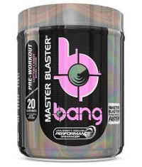VPX Bang Pre-Workout Master Blaster, Cotton Candy, 20 Servings