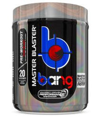 VPX Bang Pre-Workout Master Blaster, Star Blast, 20 Servings