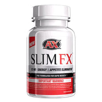 Athletic Xtreme Slim FX - 12 HR Energy, Appetite Eliminator, and Weight Loss Supplement - 56 Capsules