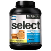 PEScience Select Protein, Cookies & Cream, 55 Serving, Premium Whey and Casein Blend