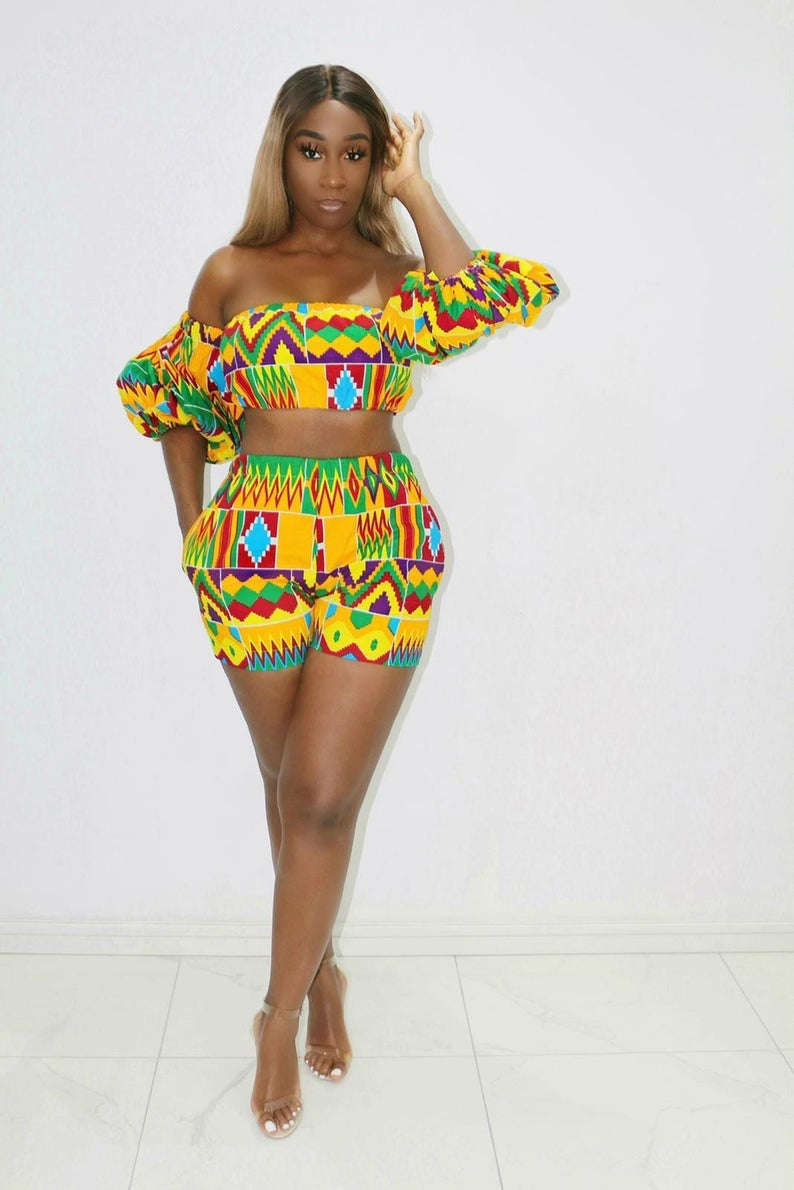 Afia Two Piece Set