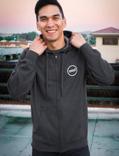 Load image into Gallery viewer, osu! SPLASH gray hoodie