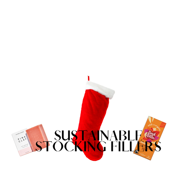9 SUSTAINABLE STOCKING FILLERS