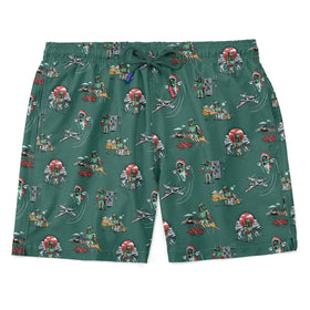 "RSVLTS Star Wars swim Star Wars™ ""A Bounty a Day"" – Swim Trunks"